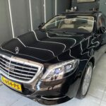 Mercedes S 500 - rotterdam limo services